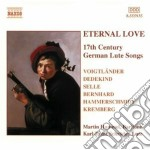 Eternal love - liriche per voce e liuto cd musicale