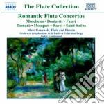Romantic flute concertos-a.v. cd musicale di ARTISTI VARI