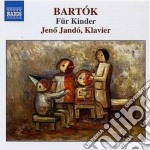 Opere per pianoforte (integrale) vol.4: cd musicale di Bela Bartok