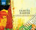 Integrale delle opere orchestrali cd musicale di Samuel Barber