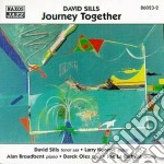 Journey together cd musicale di David Sills