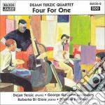 Terzic dejan quartet cd musicale