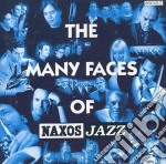 Sampler naxos jazz cd musicale