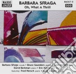 Sfraga barbara cd musicale