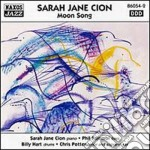 Moon song cd musicale di Cion sarah jane