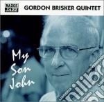 Gordon brisker quintet cd musicale