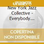 Everybody wants to to heaven cd musicale di New york jazz collec