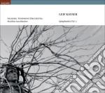 Sinfonie vol.2: nn.1 e 4 cd musicale di Leif Kayser