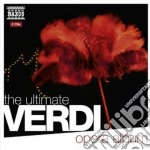 The ultimate opera album cd musicale di Giuseppe Verdi