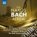 Bach J.S. - The Naxos Bach Album cd musicale di Johann Sebastian Bach