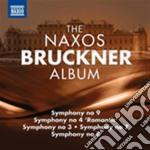THE NAXOS BRUCHNER ALBUM                  cd musicale di Anton Bruckner