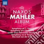 THE NAXOS MAHLER ALBUM                    cd musicale di Gustav Mahler