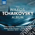 THE NAXOS CIAIKOVSKI ALBUM                cd musicale di Ciaikovski pyotr il'