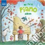 My first piano album cd musicale di Miscellanee