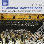 Great classical masterpieces - bestselli cd musicale di Miscellanee