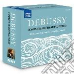 Integrale delle opere orchestrali cd musicale di Claude Debussy