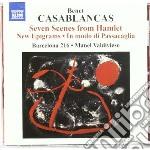 SCENES FROM HAMLET, NEW EPIGRAMS, IN MOD  cd musicale di Benet Casablanca