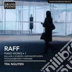 Opere per pianoforte (integrale), vol.1 cd musicale di Joachim Raff