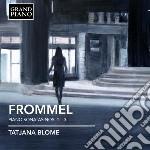 Sonate per pianoforte (nn.1-3) cd musicale di Gerhard Frommer