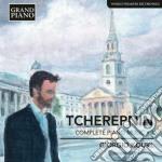 Opere per pianoforte (integrale), vol.1 cd musicale di Alexander Tcherepnin