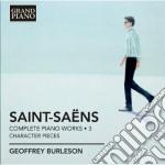 Opere per pianoforte (integrale), vol.3: cd musicale di Camille Saint-sa-ns