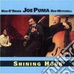 Shining hour - puma joe cd musicale di Joe Puma