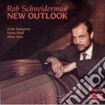 New outlook cd musicale di Schneiderman Rob