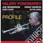 Profile cd musicale di V.ponomarev/j.hender