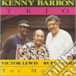 The moment - barron kenny cd musicale di Kenny Barron