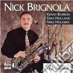 It's time cd musicale di Brignola Nick