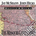 Jay Mcshann & John Hicks - The Missouri Connection cd musicale di Jay mcshann & john h