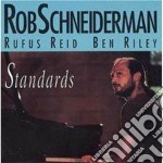 Standards cd musicale di Schneiderman Rob