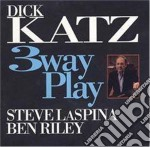 3 way play cd musicale di Katz Dick