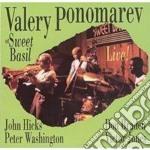 Live at sweet basil - ponomarev valery cd musicale di Ponomarev Valery