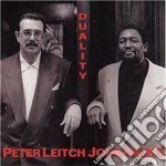 Duality - leitch peter cd musicale di Peter leitch & john hicks