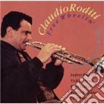 Claudio Roditi - Free Wheelin' cd musicale di Claudio Roditi