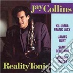 Reality tonic - cd musicale di Collins Jay