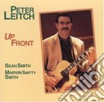 Up front - leitch peter cd musicale di Leitch Peter