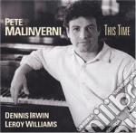 This time - cd musicale di Pete Malinverni