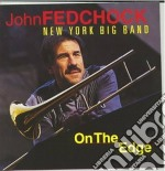 On the edge - cd musicale di John fedchock new york big ban