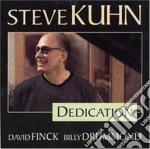 Dedication - kuhn steve cd musicale di Steve Kuhn