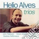 Trios feat.john patitucci - cd musicale di Alves Helio