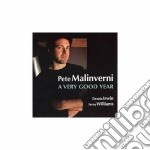 A very good year - cd musicale di Pete Malinverni