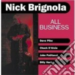 All business - brignola nick cd musicale di Brignola Nick