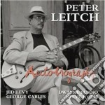 Autobiography cd musicale di Leitch Peter