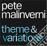 Theme and variations cd musicale di Pete Malinverni