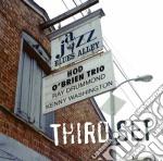 Blues alley-third set cd musicale di Hod o'brien trio
