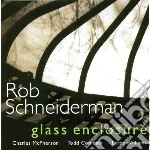 Glass enclosure cd musicale di Schneiderman Rob