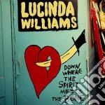 (LP VINILE) Down where the spirit meets the bone cd