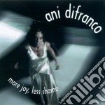 More joy, less shame cd musicale di Ani Difranco